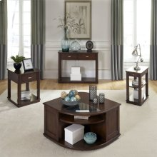 3 Piece Set (1-Cocktail 2-End Tables)