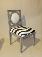 Zebra Side Chair Product Image