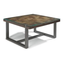 Patchwork Square Coffee Table