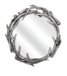 Aspen Antler Wall Mirror