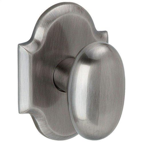 Antique Nickel 5024 Oval Knob