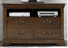 Media File Cabinet