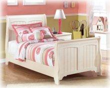Twin Sleigh Bed (Headboard, Footboard, Rails)