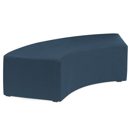 Universal Radius Bench Sterling Indigo