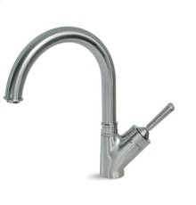 Ergo Bar Faucet with Joystick Handle - Polished Chrome