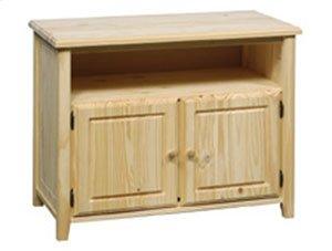 Pine Entertainment Cabinet
