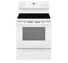 SAVE! / GIVE -AWAY PRICE - SLIGHTY USED Frigidaire 30'' Electric Range Model FFEF3054TW...   CUSTOMER WANTED TRADITIONAL COIL TOP RANGE.- 6 MONTH FULL WARRANTY