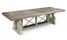 Arch. Salvage Pearce Dining Table