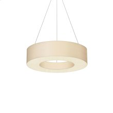 "Ring Shade 22"" LED Pendant"