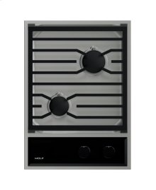 """15"""" Transitional Gas Cooktop"""
