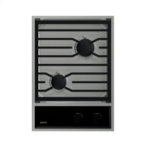 "Wolf15"" Transitional Gas Cooktop"