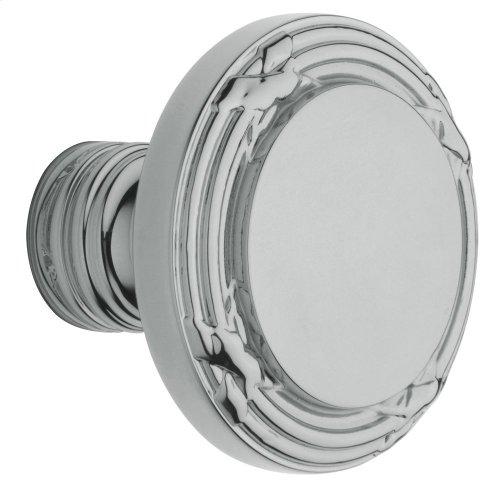 Polished Chrome 5013 Estate Knob