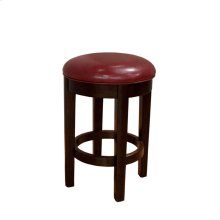 24 Seat Height Swivel Stool-Rd