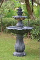 Venetian - Outdoor Floor Fountain Product Image