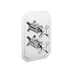Waldorf 1000 Thermo Valve Trim (1 Outlet)