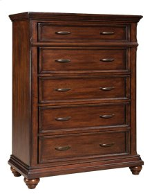 Kingston 5-Drawer Standard Chest