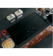 "36"" Electric Cooktop with Ribbon Elements"