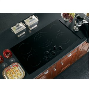 """36"""" Electric Cooktop with Ribbon Elements"""