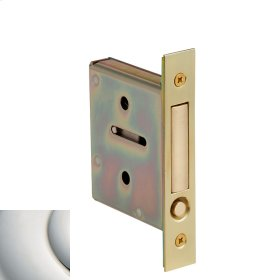Polished Nickel with Lifetime Finish 8601 Pocket Door Pull
