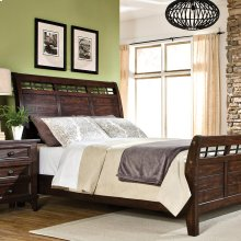 Bedroom - Hayden Sleigh Bed