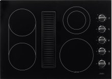 """30"""" Electric Downdraft Cooktop"""