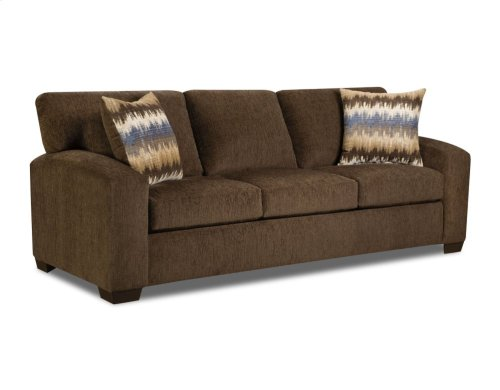 5250 - Perth Chocolate Sofa