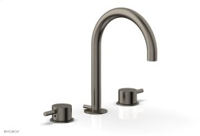 BASIC II Widespread Faucet 230-04 - Pewter