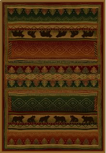 Genesis Bearwalk Rugs