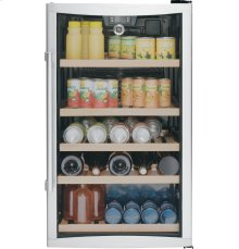 GVS04BDWSS--GE® Wine or Beverage Center--ONLY AT THE SPRINGFIELD LOCATION!