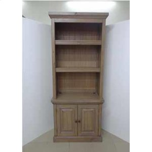 CoasterFlorence Rustic Bookcase