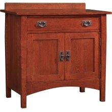 Oak With Oak Drawer Fronts Harvey Ellis Door Night Stand