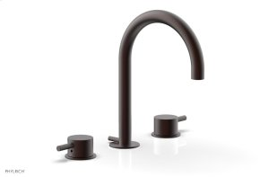 BASIC II Widespread Faucet 230-04 - Weathered Copper