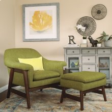 Flynton Chair and Ottoman
