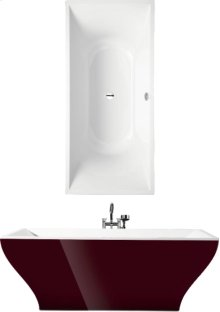 Bathtub Freestanding - white (alpin)
