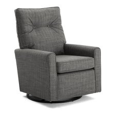 PHYLICIA Swivel Glide Chair