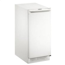 "White Field reversible 2000 Series / 15"" Crescent Ice Maker"
