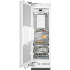 MieleF 2671 Vi MasterCool freezer For high-end design and technology on a large scale.