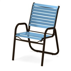 Reliance Contract Strap Stacking Cafe Chair