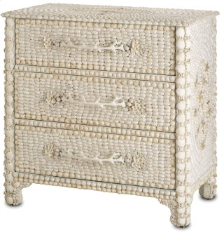 Marchmont Chest of Drawers - 32h x 33w x 20d