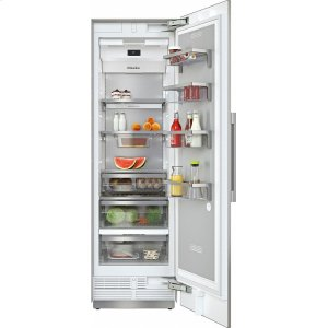 MieleK 2601 SF MasterCool refrigerator For high-end design and technology on a large scale.