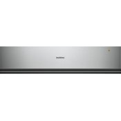 200 Series Warming Drawer 24'' Gaggenau Metallic