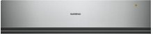"""200 Series Convection Warming Drawer Glass Front In Gaggenau Metallic Width 24"""" (60 Cm), Height 5 1/2"""" (14 Cm)"""
