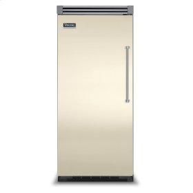 """Biscuit 36"""" Quiet Cool™ All Refrigerator - VIRB Tru-Flush™ (Left Hinge Door)"""
