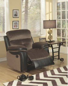 Motion Chair W/ Recliner