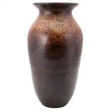 Antique Red Tonola Jar