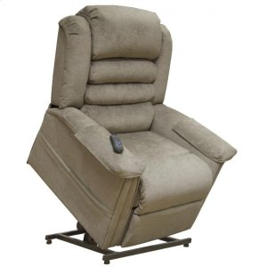 CatnapperPow'r Lift Full Lay-Out Chaise Recliner