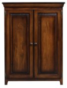 Pine 2 Door Jelly Cabinet Product Image
