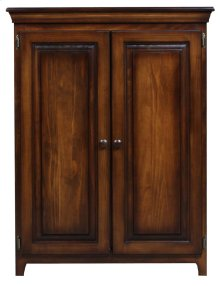 Pine 2 Door Jelly Cabinet