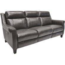 Benton-Smoke Reclining Sofa