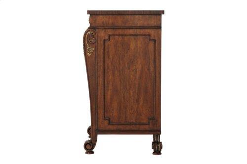 Height of the Regency Dresser
